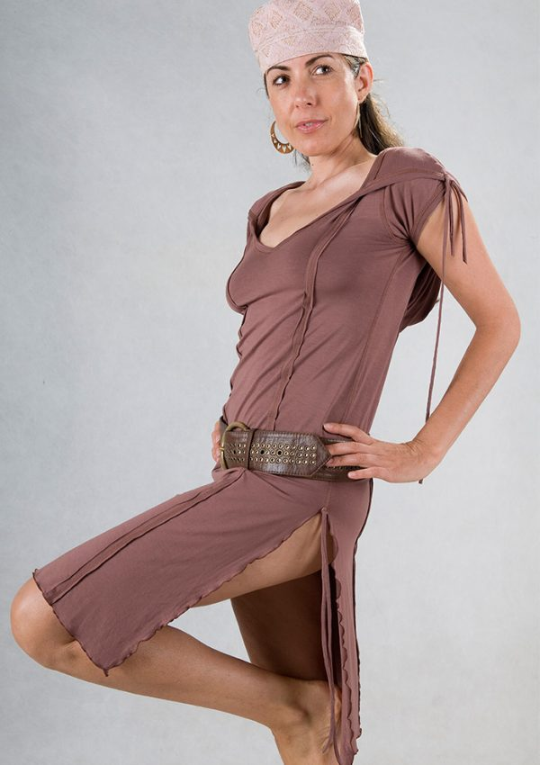 Hoody Yoga Dress