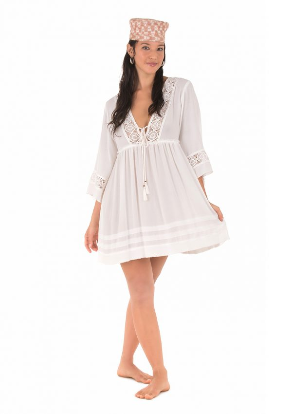 Anabel Gypsy Dress