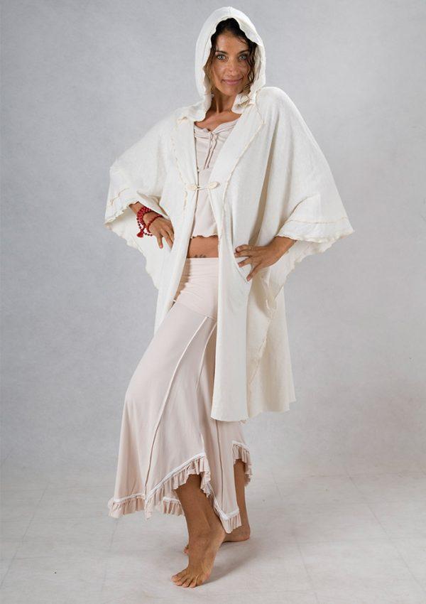 Gaia Long Yoga Coat