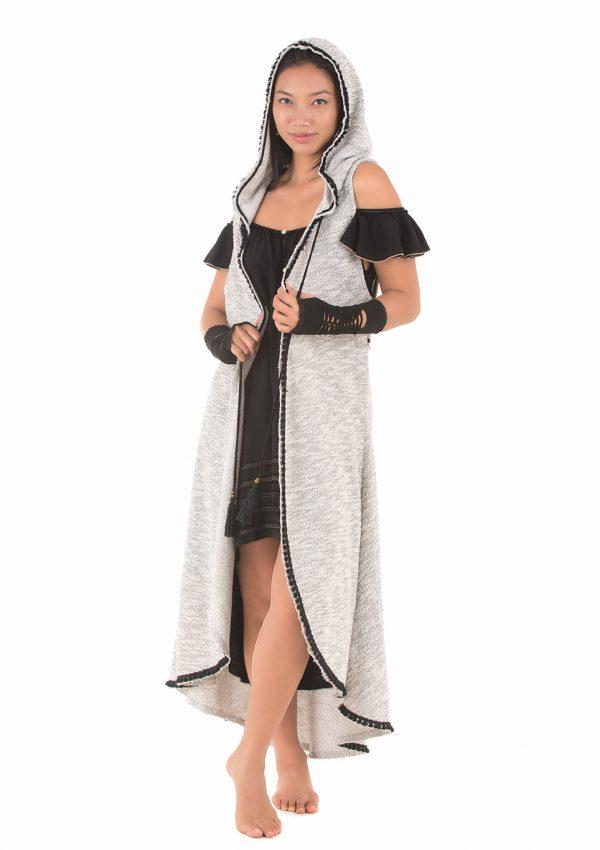 Bohemian Long Coat