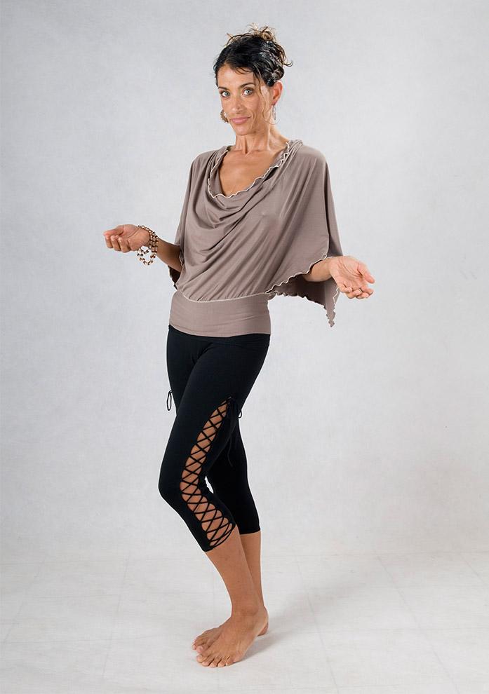 Tiara Yoga Top